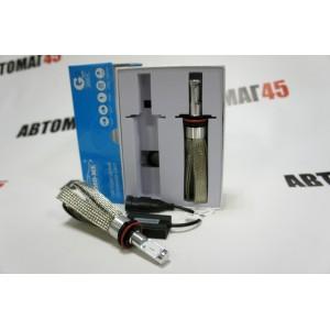 Sho-Me G7Lite LED 2шт Н11 12-24В 20W 5000K 2800Lm +150 гарантия 12мес