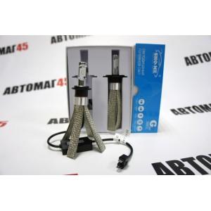 Sho-Me G7Lite LED 2шт Н7 12-24В 20W 5000K 2800Lm +150 гарантия 12мес