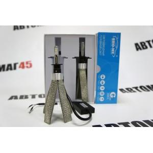 Sho-Me G7Lite LED 2шт Н1 12-24В 20W 5000K 2800Lm +150 гарантия 12мес