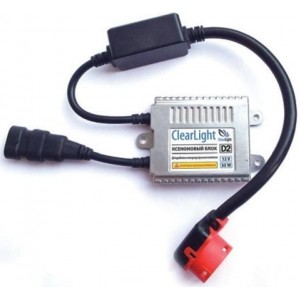 ClearLight Slim AС блок розжига под D2 35W 9-16V гарантия 1 год