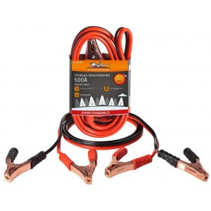 AirLine провода пусковые 500А 4м