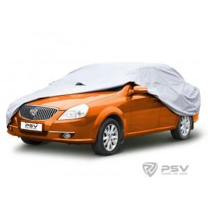 PSV автомобильный тент всесезонный модель 13L без молнии 4,6-4,95м