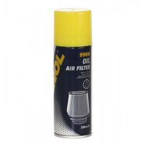 MANNOL смазка для воздушных фильтров аэрозоль  200мл